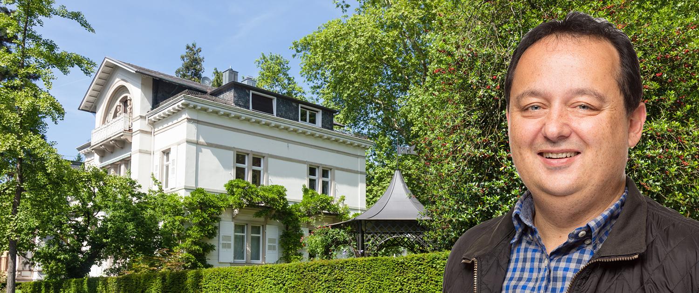 Ludwig Buchinger - Immobilien-Makler - Ich verkaufe auch Ihre Immobilie (Haus, Wohnung usw.) in Wien und Niederösterreich